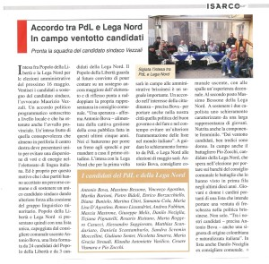 2010.04 Isarco News - Massimo Bessone