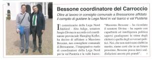 2010.07.01 Isarco news - Massimo Bessone