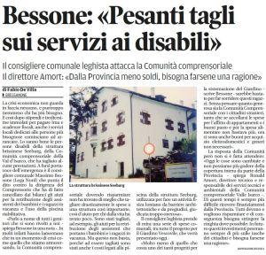 2012.12.28 Alto Adige - Massimo Bessone